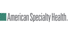 American Specialty Health Incorporated Jobs